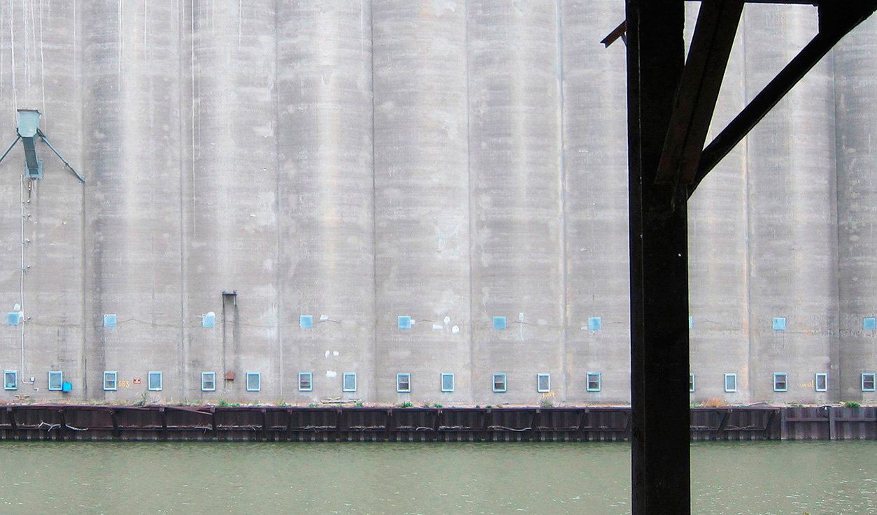 "Silo Project & The Beauty of Empty 6  Archival print approximately: 14"" x 19"""