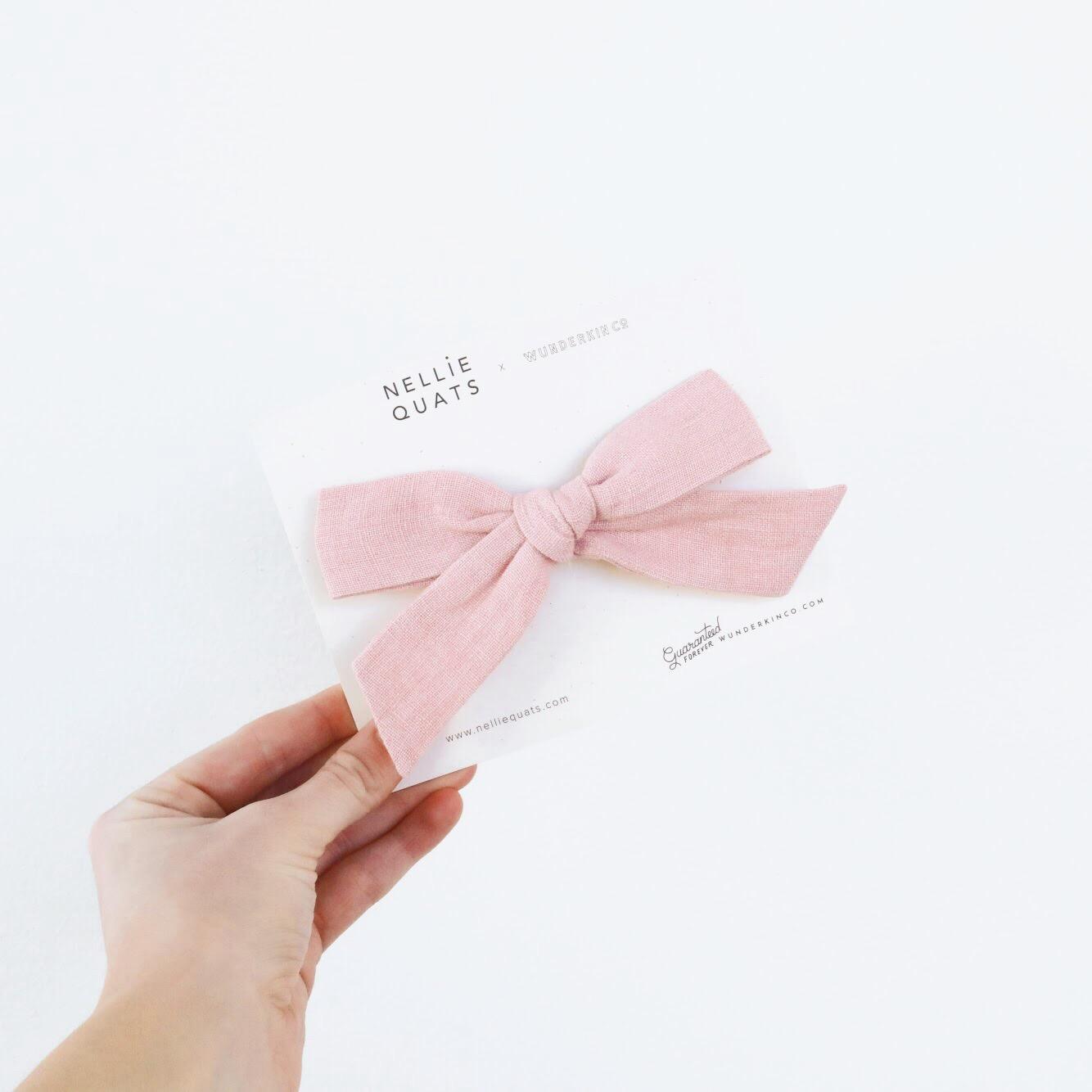Baby Pink Linen oversized schoolgirl.JPG