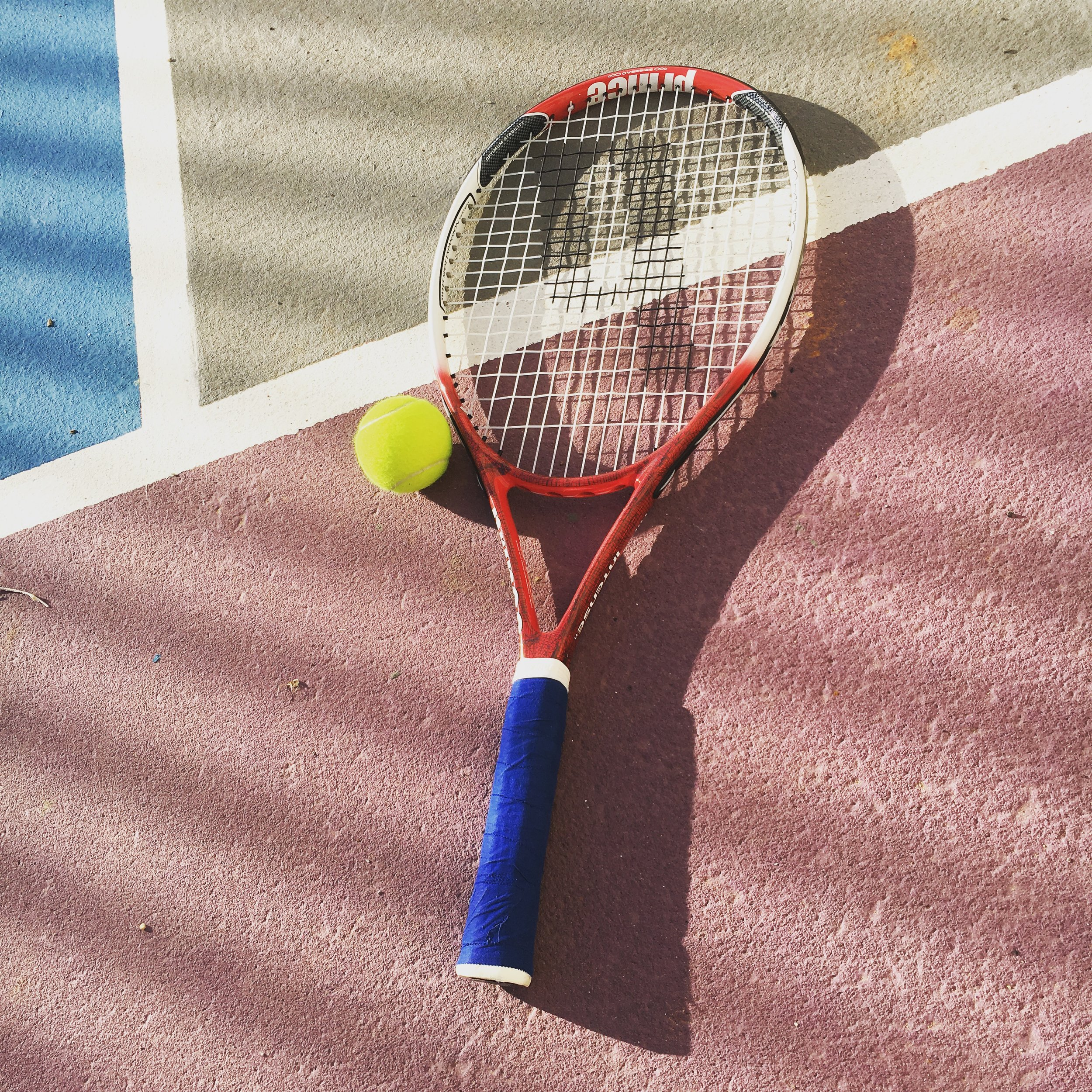 Borrow (or donate) a racquet - We're collecting the community's old racquets and lending them out for free to kids and families who may not otherwise have access to one.LEARN MORE >