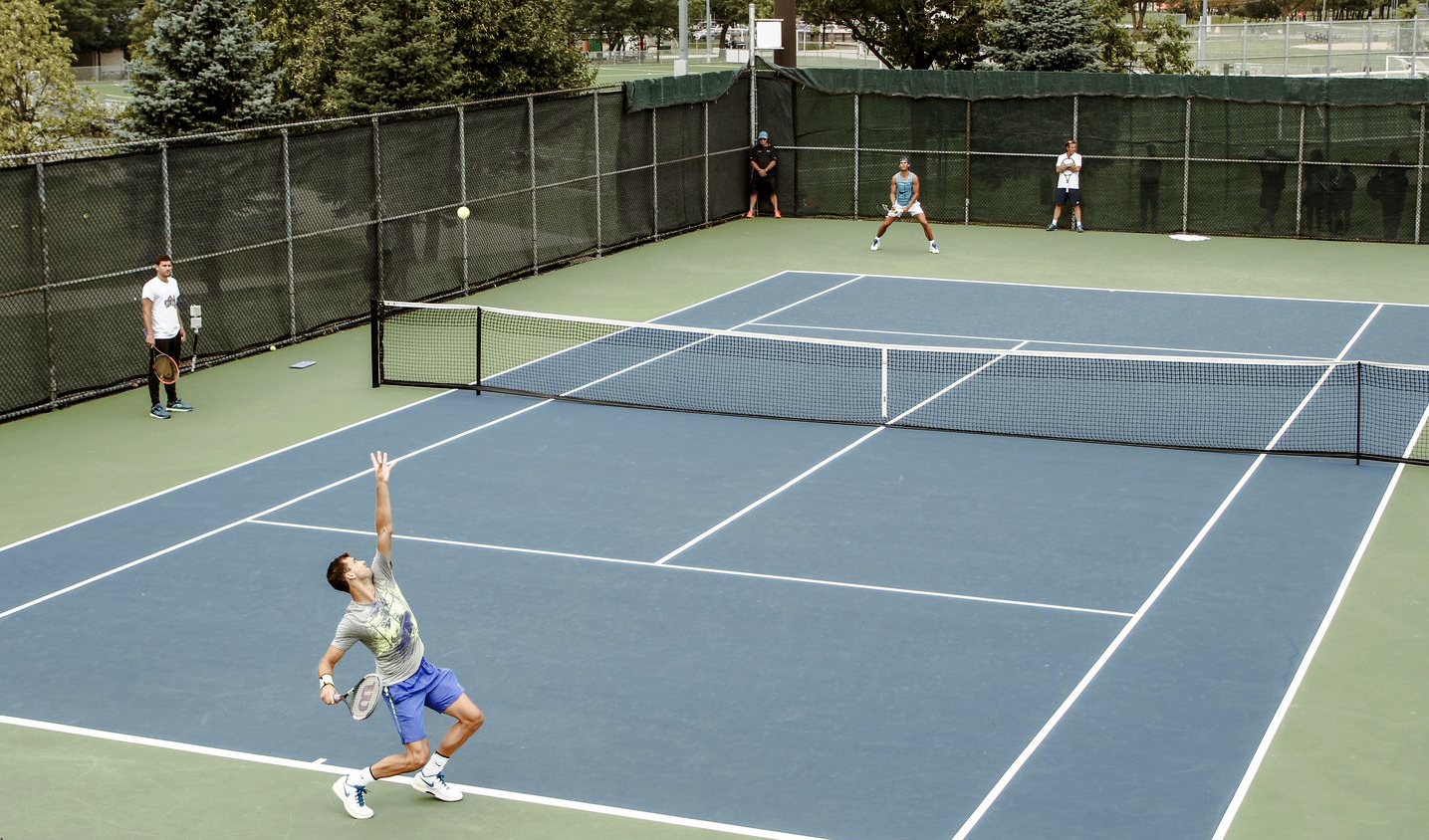 A league for all levels - Join Portland's World Team Tennis and get ready meet new folks and hit some balls with opponents at your level. Proceeds from WTT go directly to our charitable programs!FIND A LEAGUE >