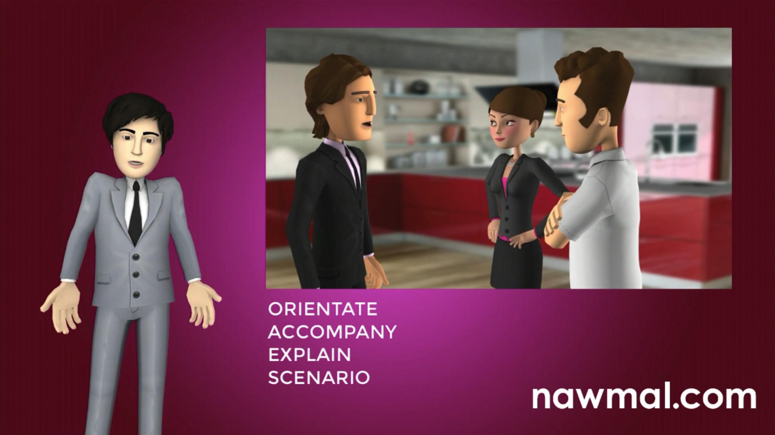 nawmal scenario video