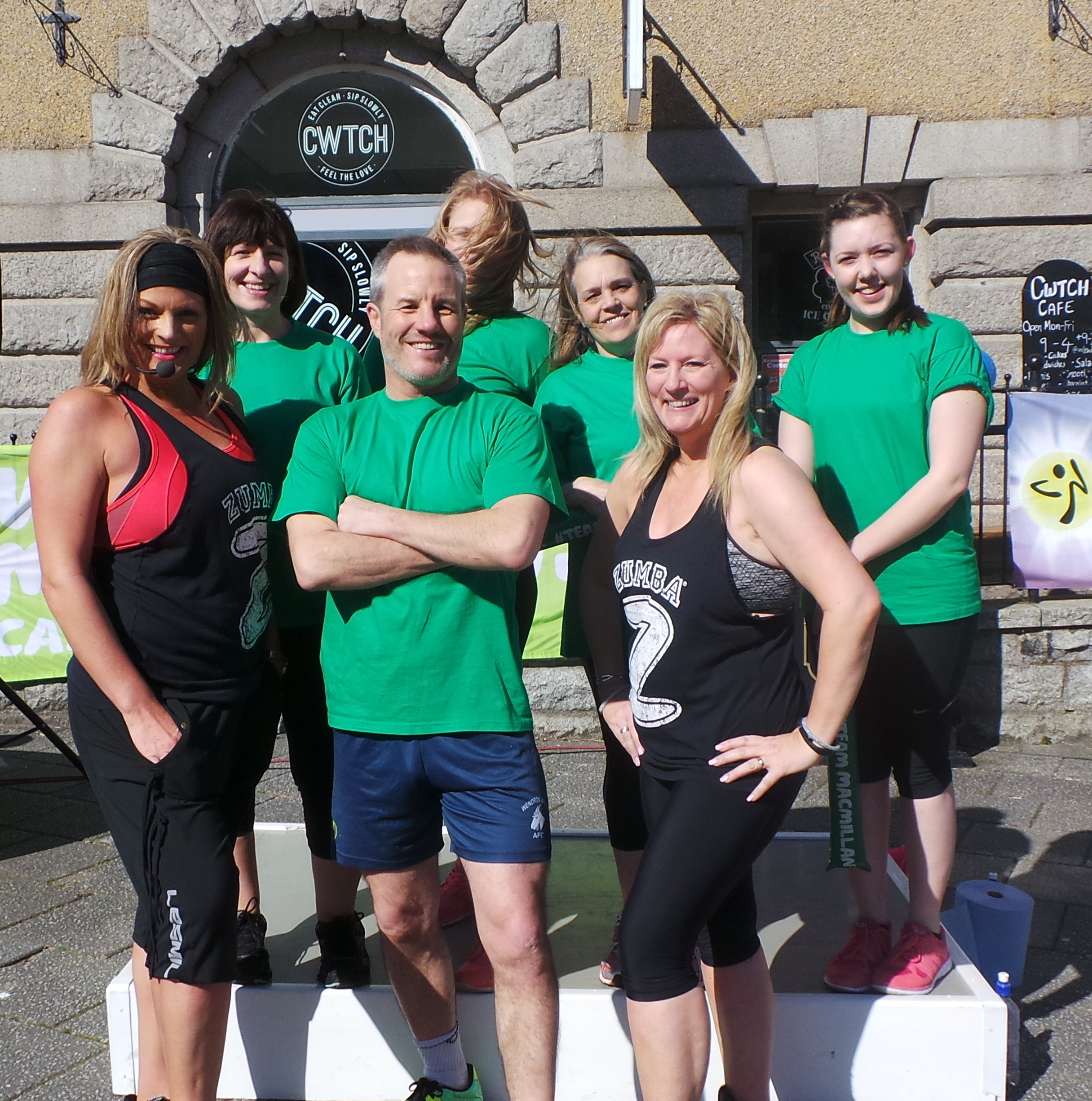 TRESCOBEAS SURGERY FITNESS PARTNERSHIP