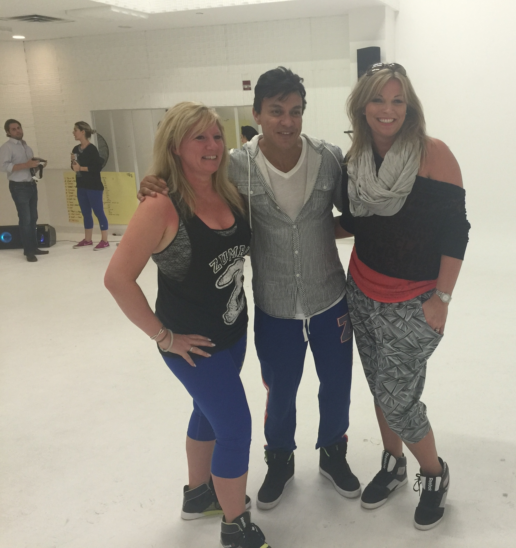 BETO PEREZ MIAMI ZUMBA HQ VIDEO SHOOT