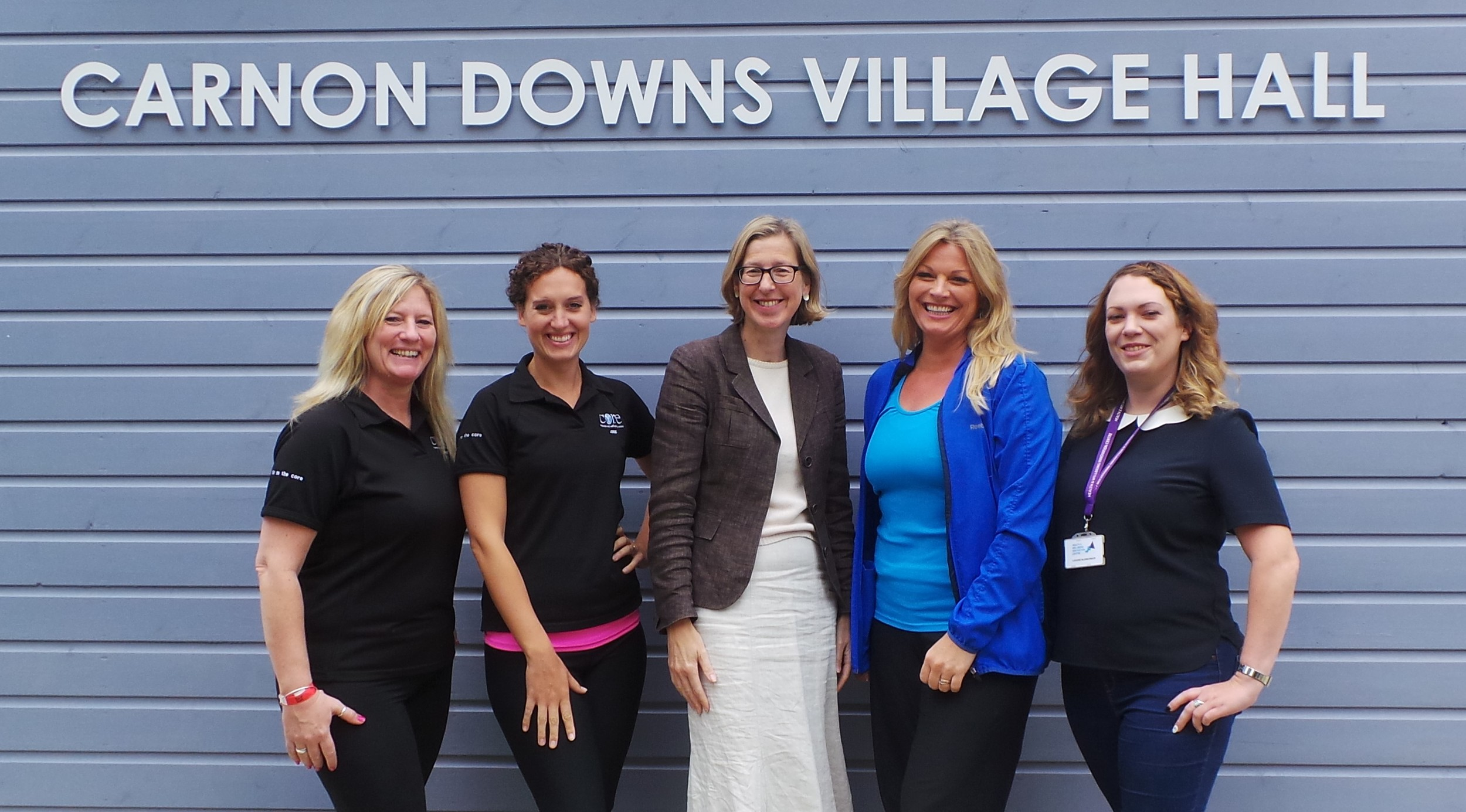 VISIT WITH SARAH NEWTON MP
