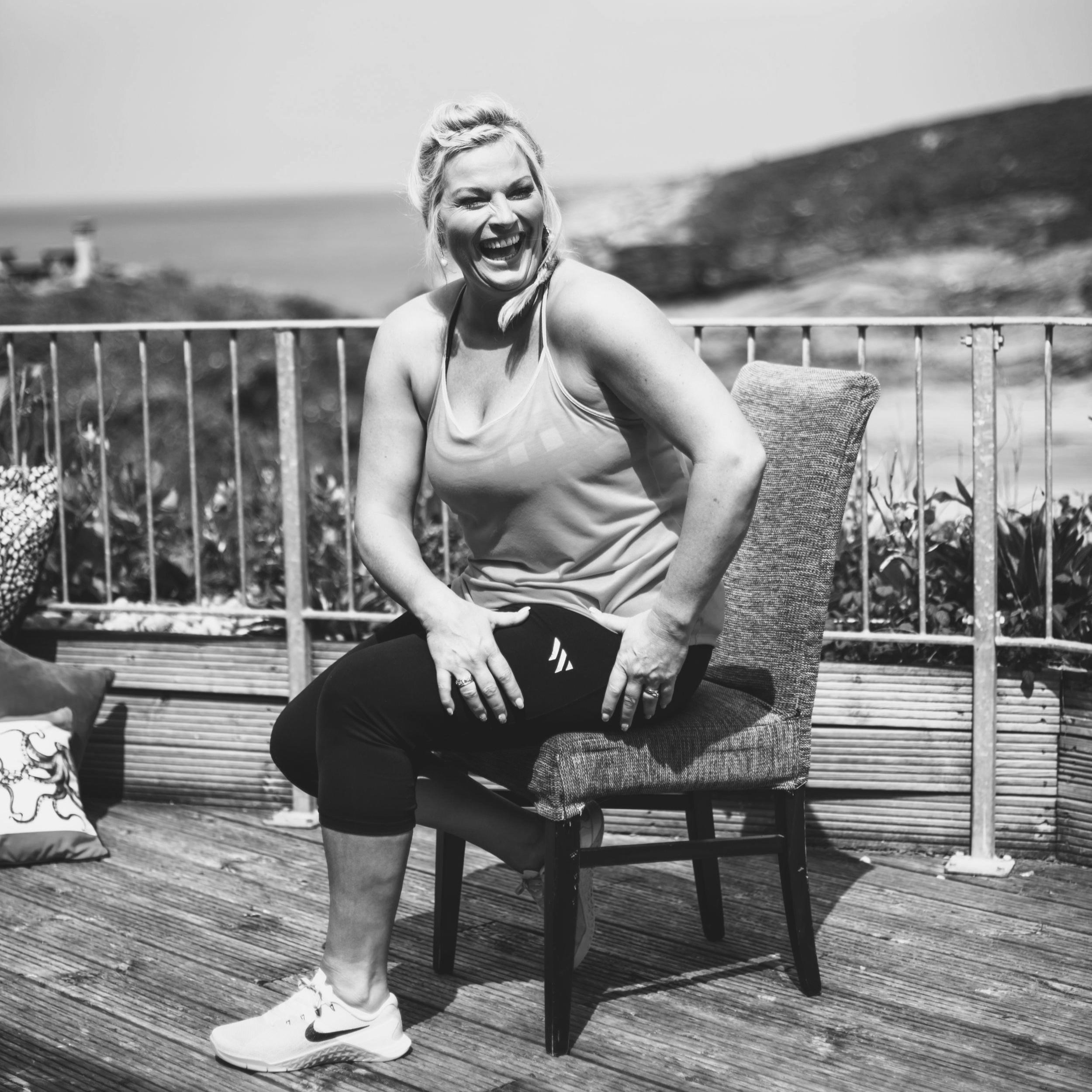 The Wellness Anarchist - Helen Tite
