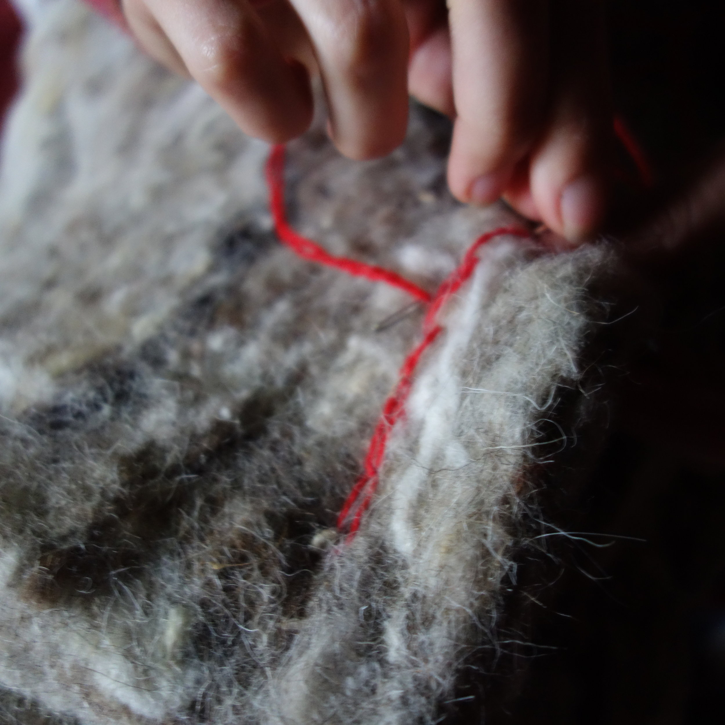 Red Thread Project, Stroud