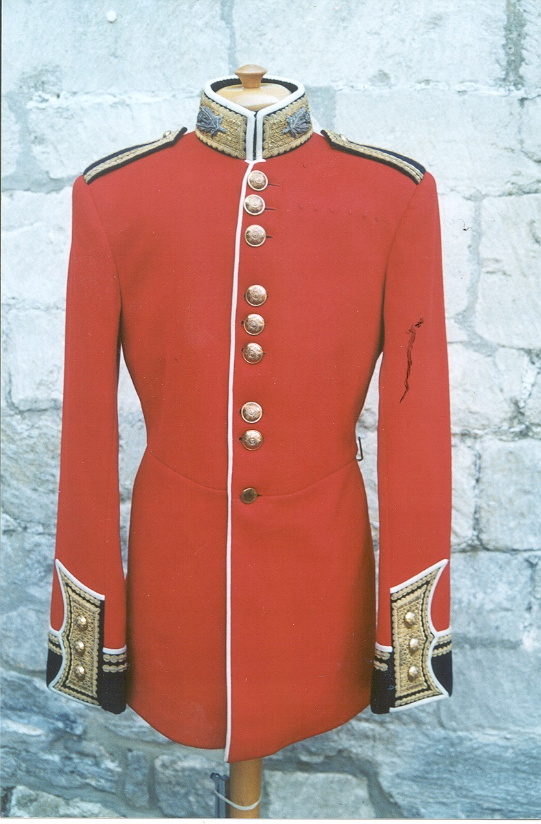 Red military jacket © Museum in the Park, Stroud.