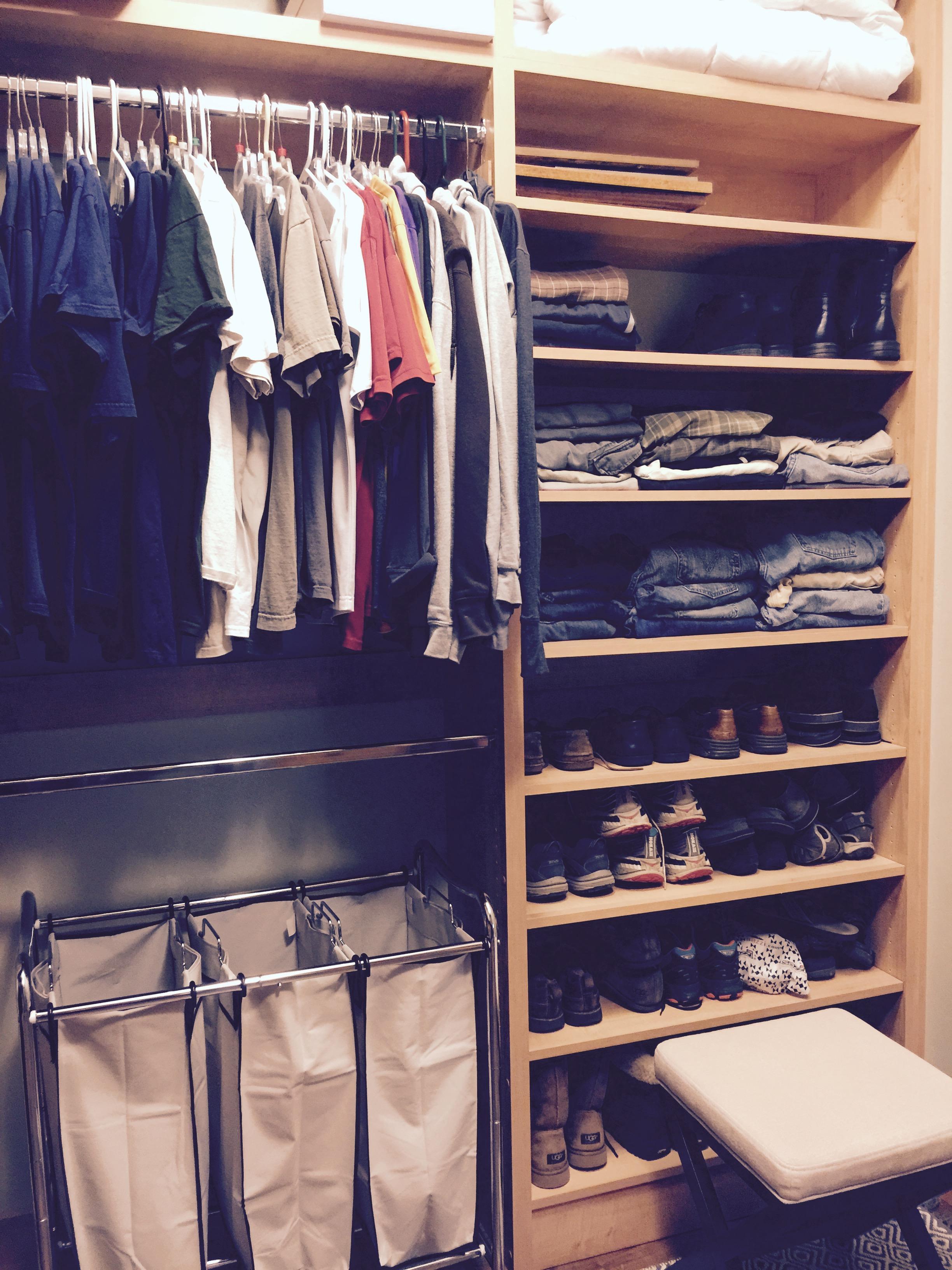 Shoe space