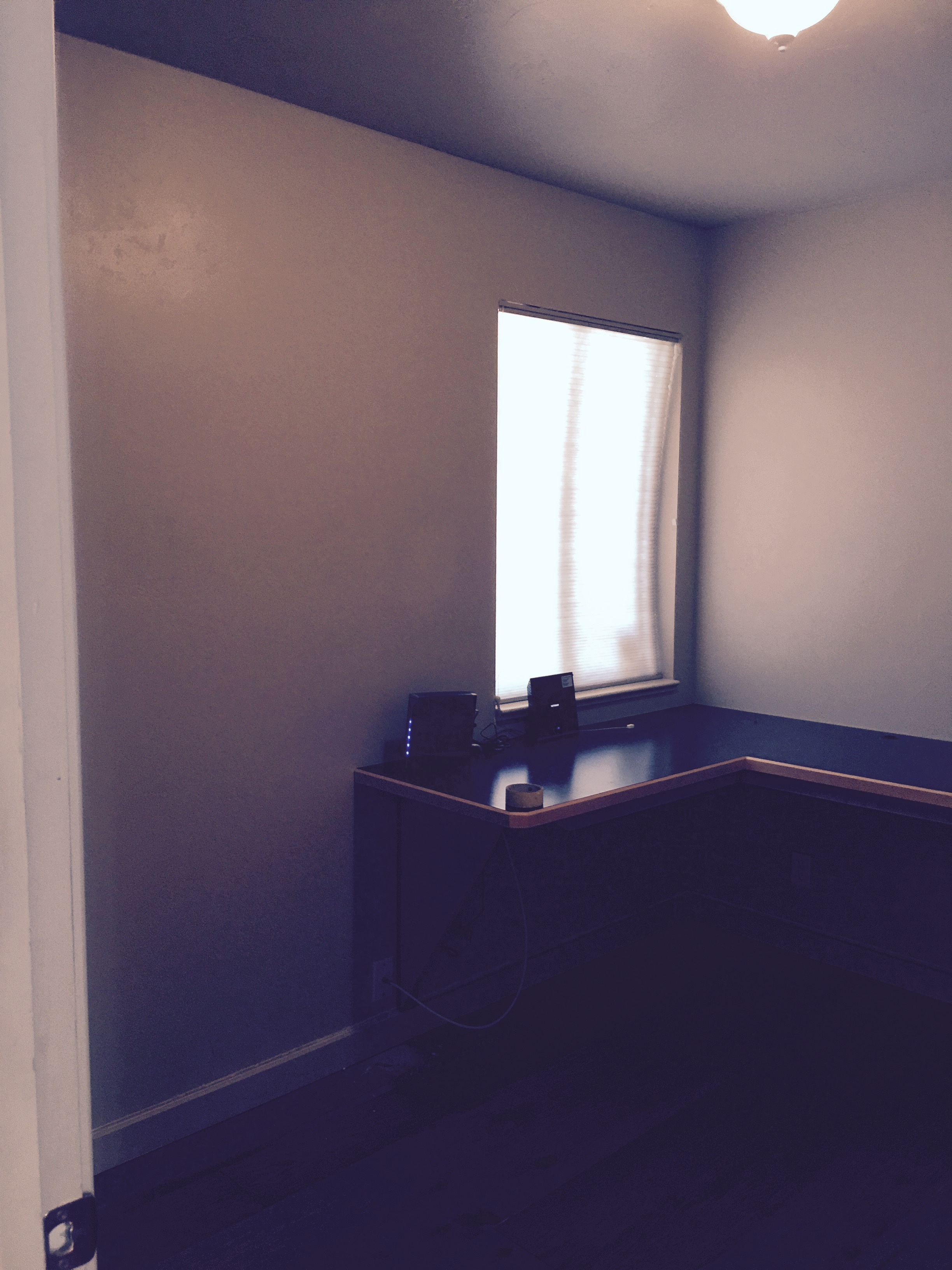 Incomplete office (Before)