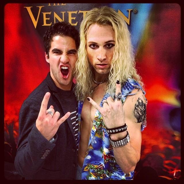 Darren Criss & Jon Robert Hall