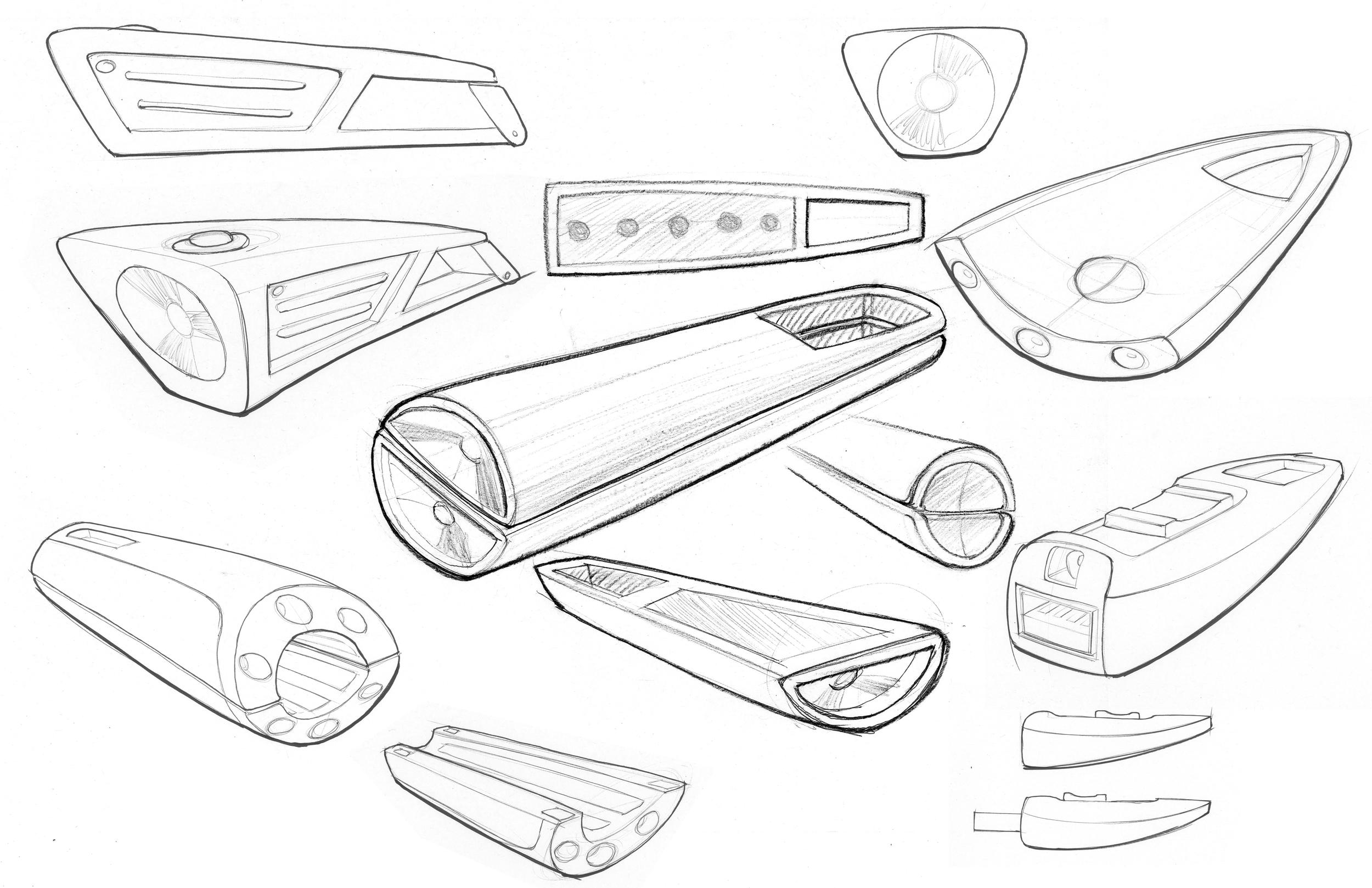 Adam Boroughs Sketches Lumen