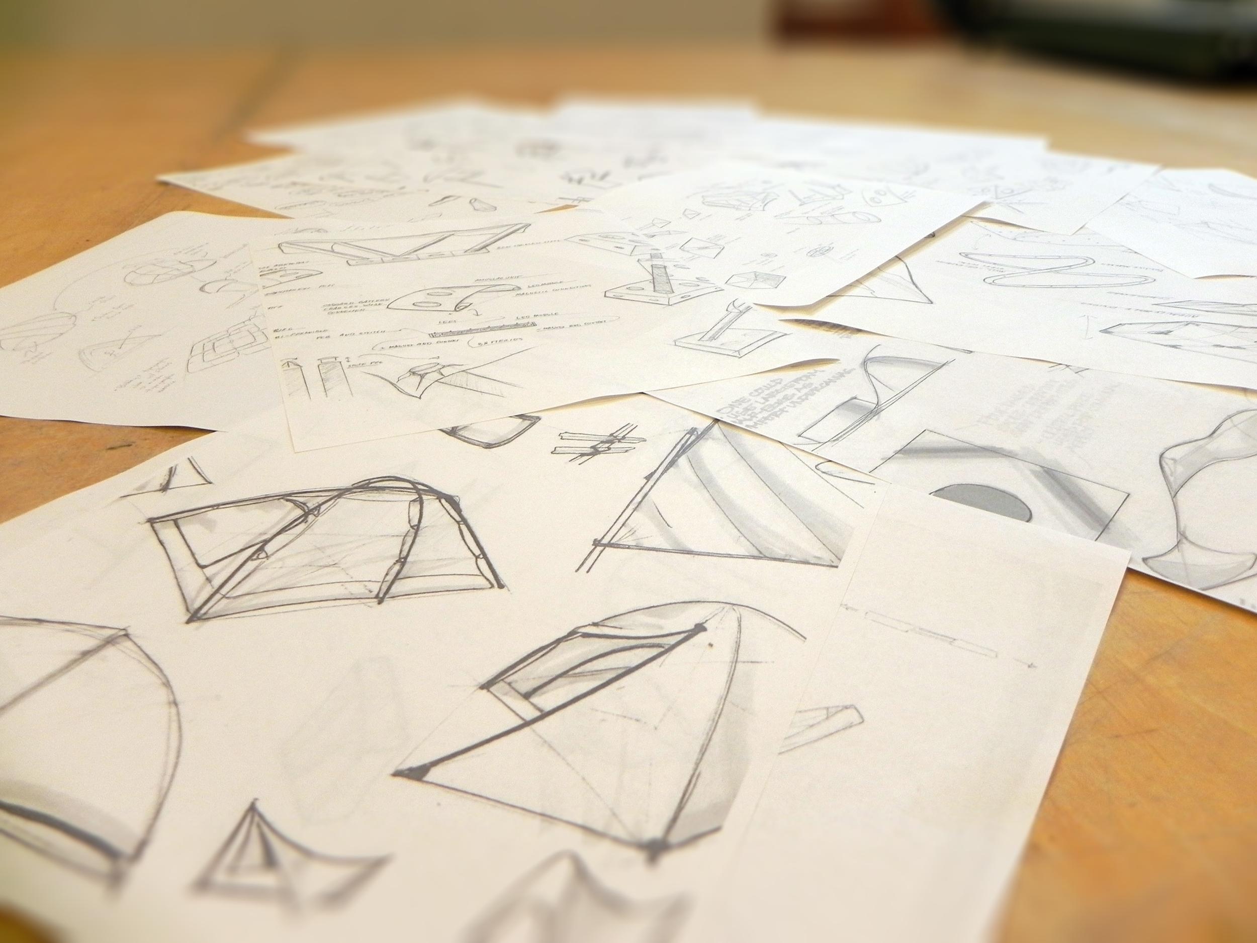 Adam Boroughs Sketches Create