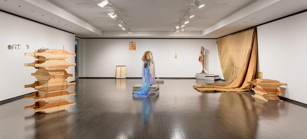 A Parallel Excavation: Duane Linklater & Tanya Lukin Linklater, Art Gallery of Alberta, 2016.