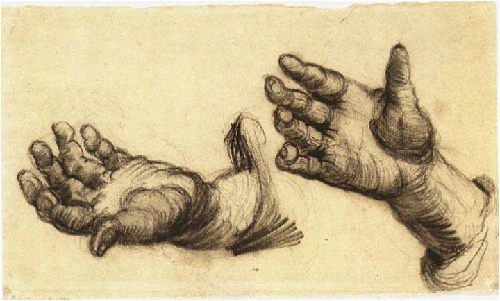 sketches by Vincent Van Gogh hands.jpg