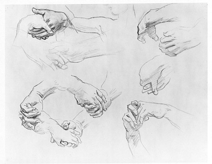 Collection of Harvard University John Singer Sargent Study of hands.jpg