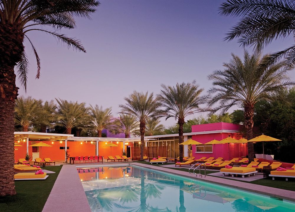 The beautiful Saguaro hotel in Scottsdale is the site for this DRSB Workshop.