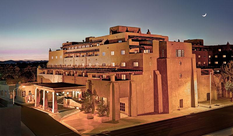 The Eldorado Hotel & Spa in beautiful Santa Fe, New Mexico