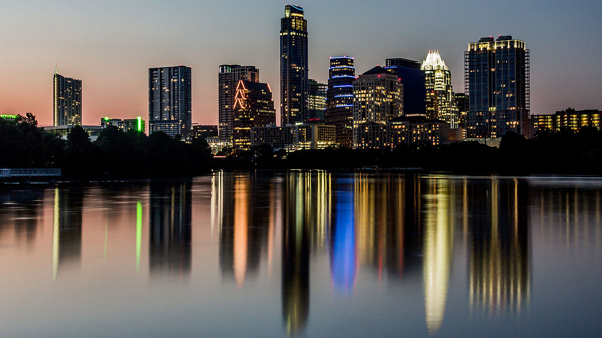 Austin is one of America's great cities--come enjoy the music, the food, the lively atmosphere!