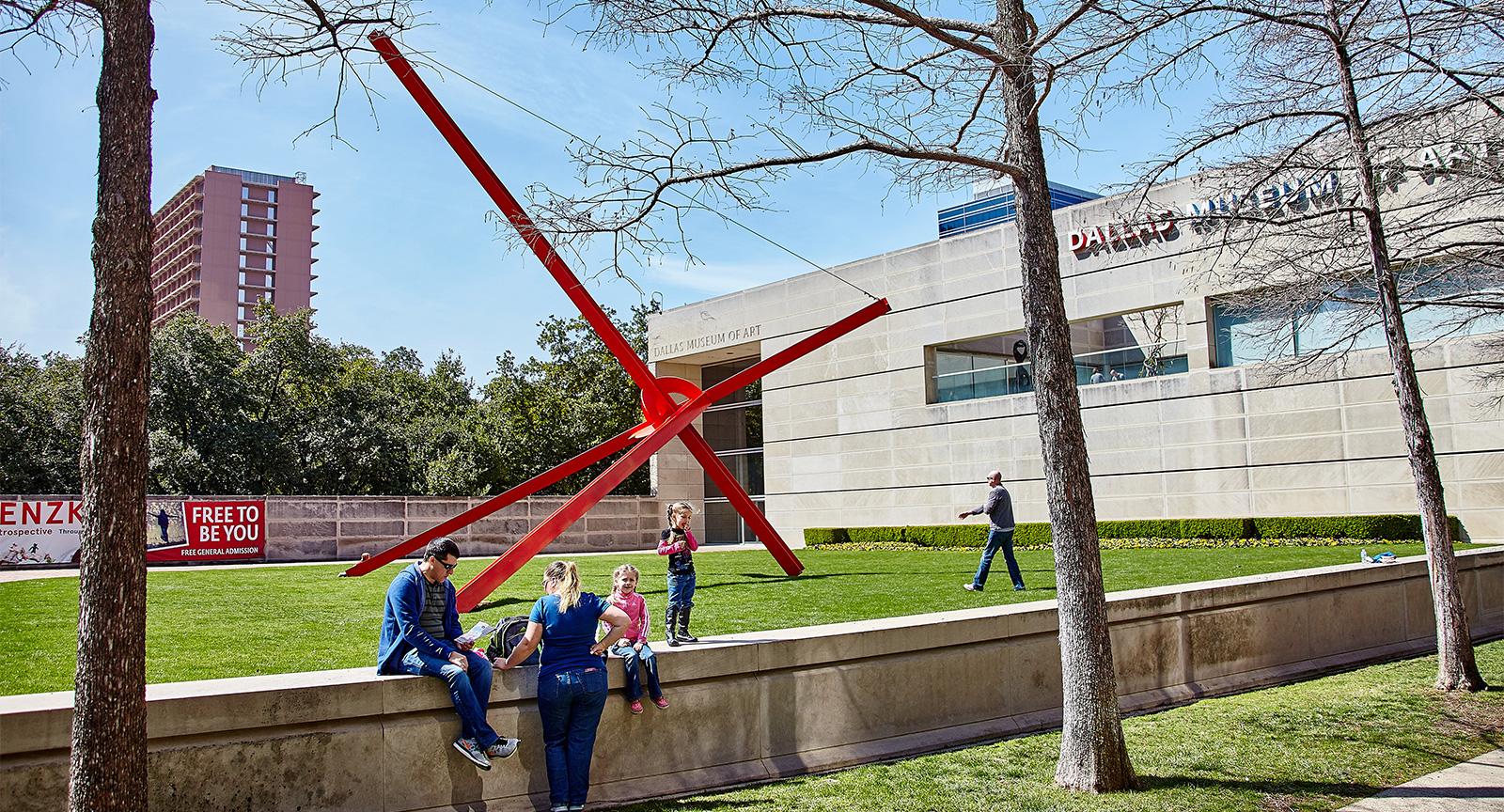 The Dallas Museum of Art