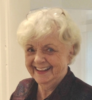 Betty Edwards, author of Drawing on the Right Side of the Brain.
