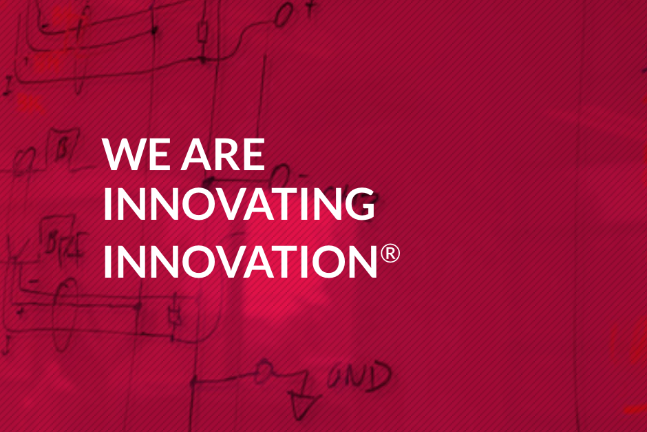 We are Innovating Innovation