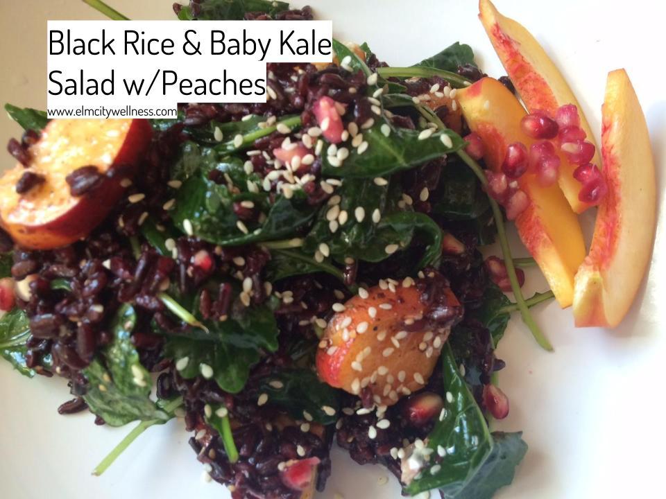 Black Rice & Baby Kale Salad w-Peaches.jpg