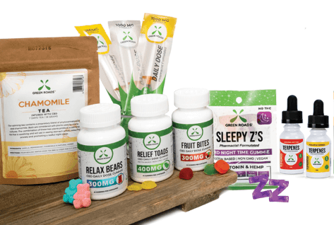Green Roads  produces the highest quality, pharmacist formulated CBD products to pave the way for a healthier, happier life.  Green Roads uses the highest quality grade cannabidiol ingredients that contain the highest quality cannabidiol and natural ingredients, rich in all the beneficial cannabinoids of the hemp plant. All of their products are pharmacist formulated and 3rd party tested by  Evio Labs .