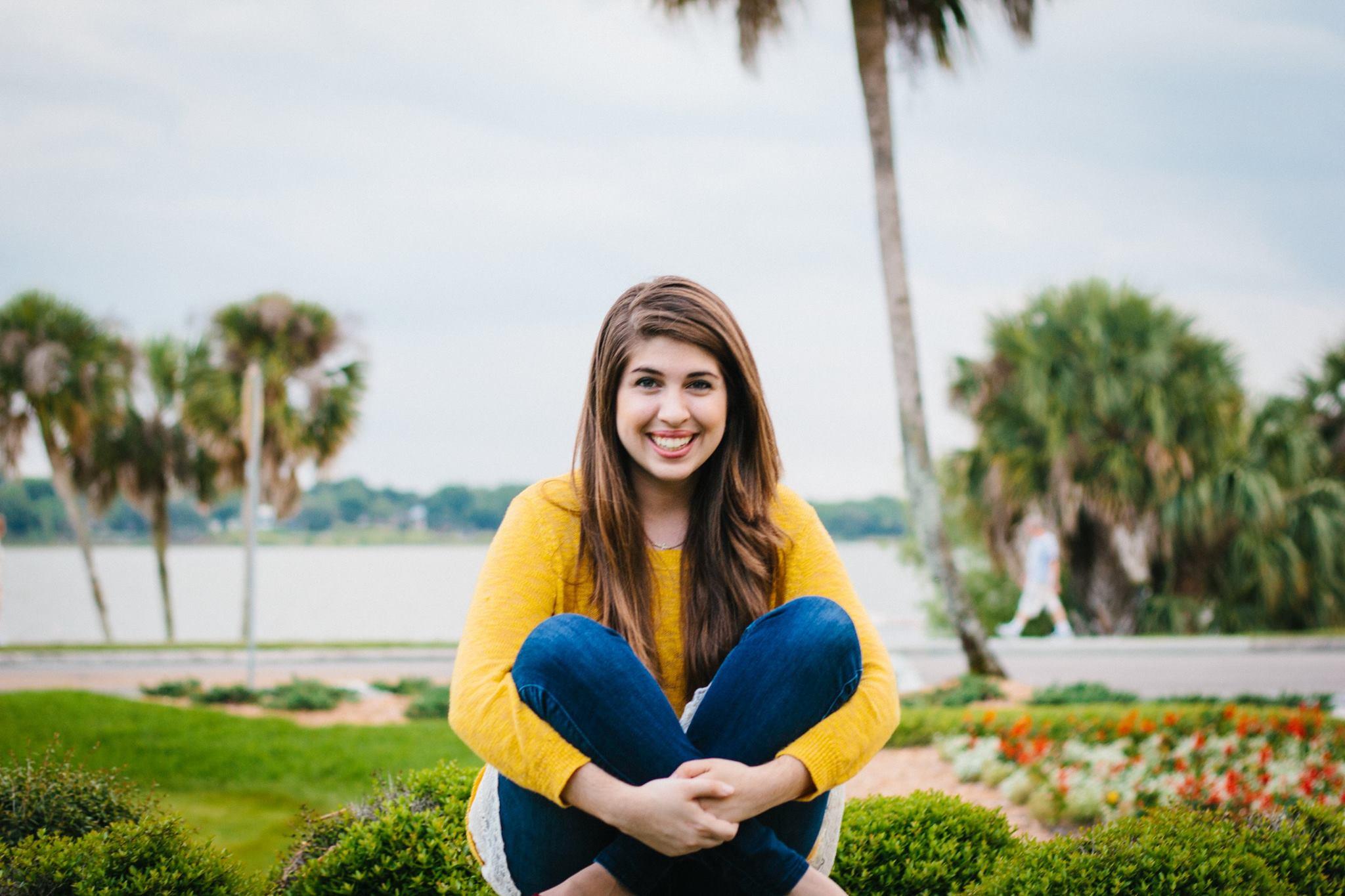 New City Church intern, Amy Scroggin