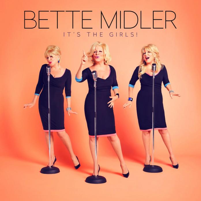 Bette Midler: 'It's The Girls' CD (Vocals)