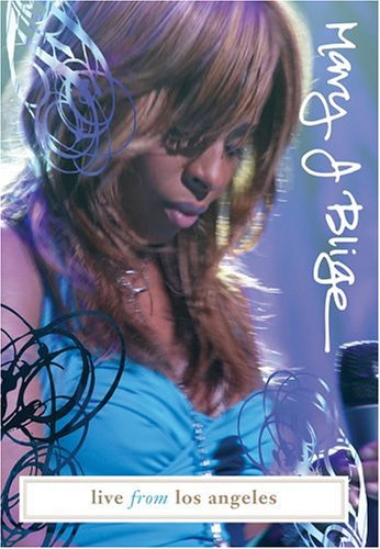 """Mary J. Blige, """"Live In Los Angeles"""" DVD, (Vocals)"""