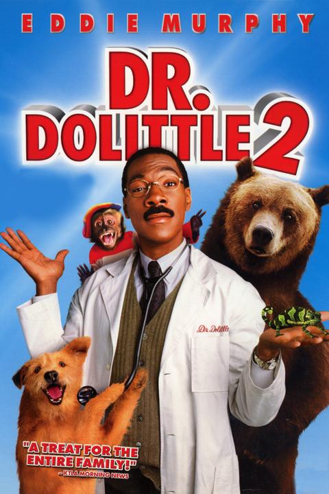 """Movie Soundtrack, """"Dr. Dolittle 2"""", (Composer, Vocals)"""