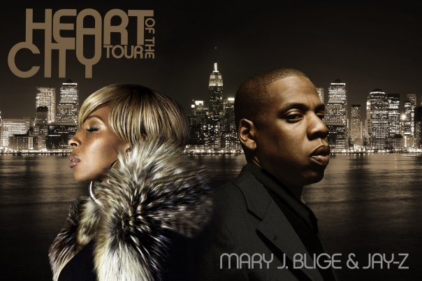 """Mary J. Blige & Jay-Z, """"Heart Of The City"""" Tour (Live Vocals)"""