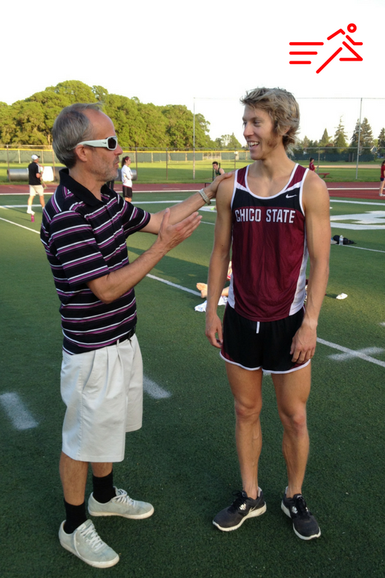No stranger to the famed distance running Dunbar family, Rob Conner offers some undoubtedly sage advice to Miles Dunbar before his upcoming race.