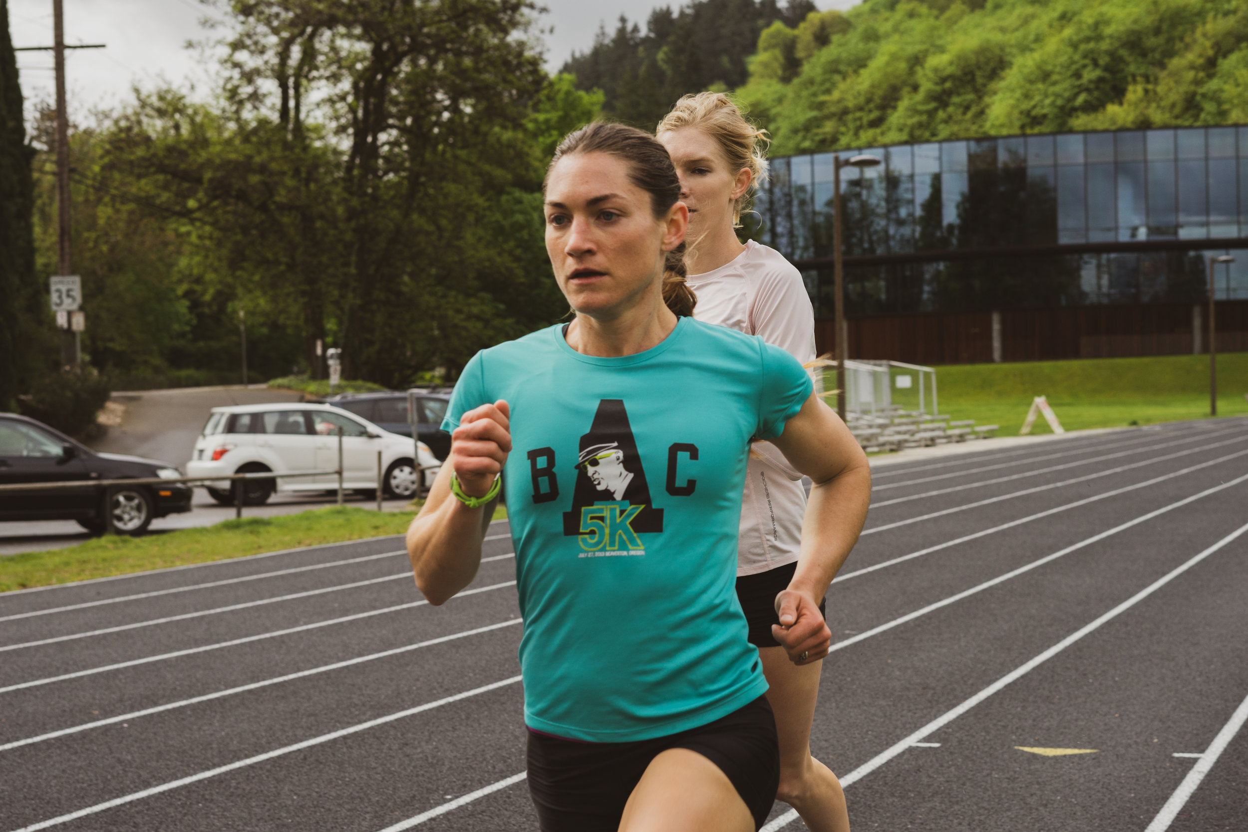 High Performance West Elite athlete, Anna Connor.