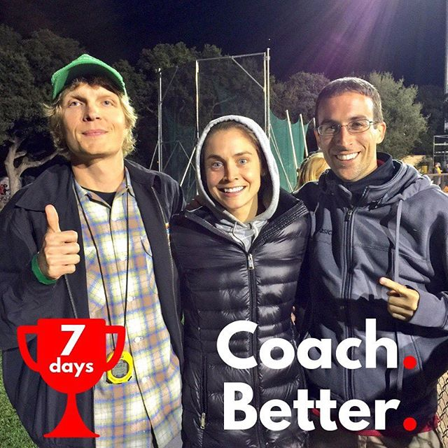"🏆 ""At its core, High Performance West is about coaches helping coaches."" — @jmarpdx, HPW Director 7️⃣ Only 7 days until HPW returns with a better focus to help you coach, perform, and compete better. 📲 Click link in bio to get notified. 👊 See you on March 20th, 2019!"