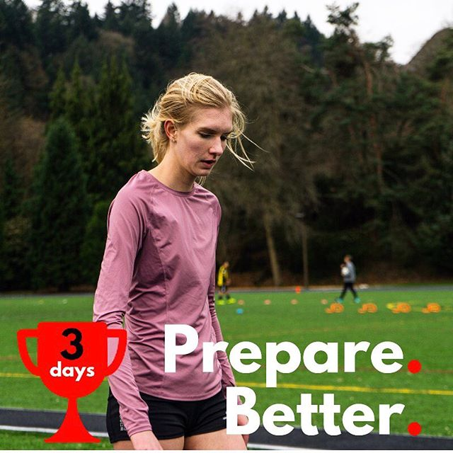 "🏆 ""Preparation is important. On race day, we're only able to rise to competitive challenges for which we've prepared."" — @jmarpdx, HPW Director 3️⃣ In three days @highperformwest returns to help you prepare better to compete. 📲 Click link in bio to get notified. 💪 See you on March 20th, 2019!."
