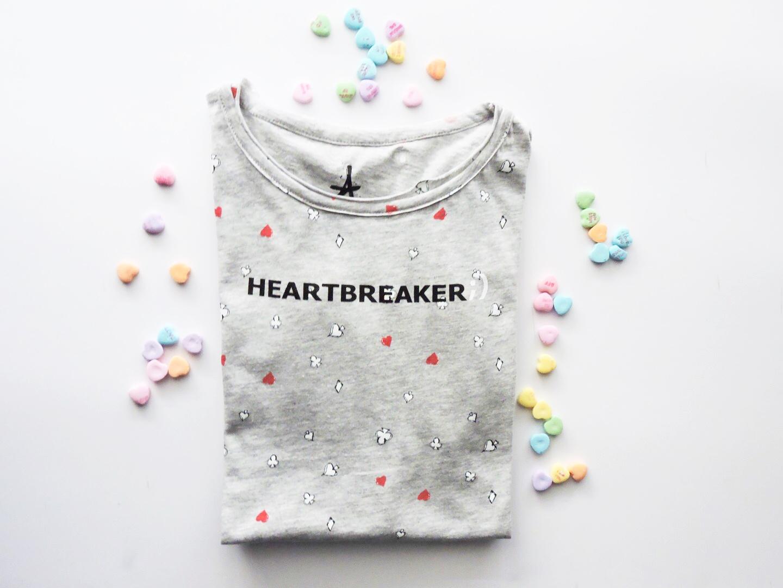 """""""Heartbreaker"""" T-Shirt"""