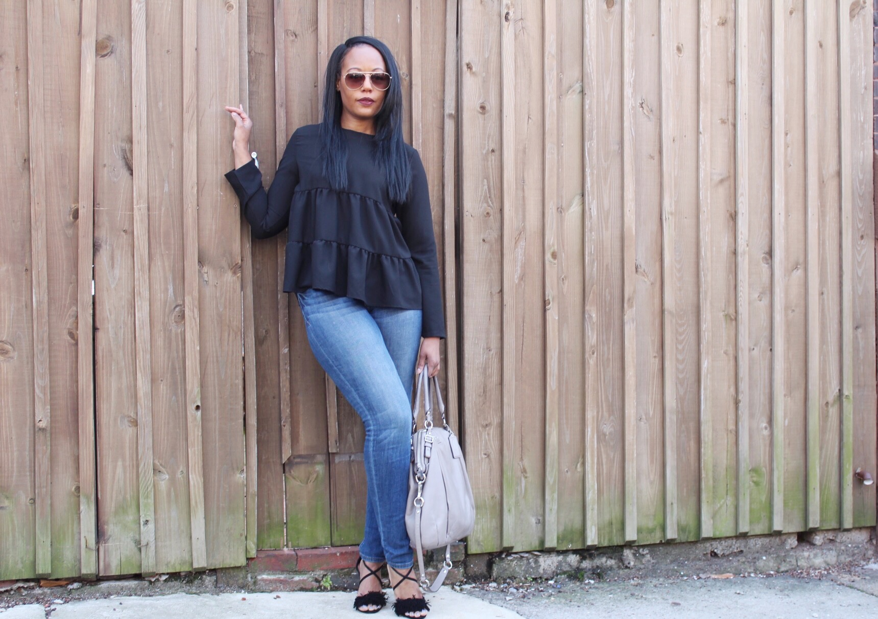 how-to-wera-jeans-to-work