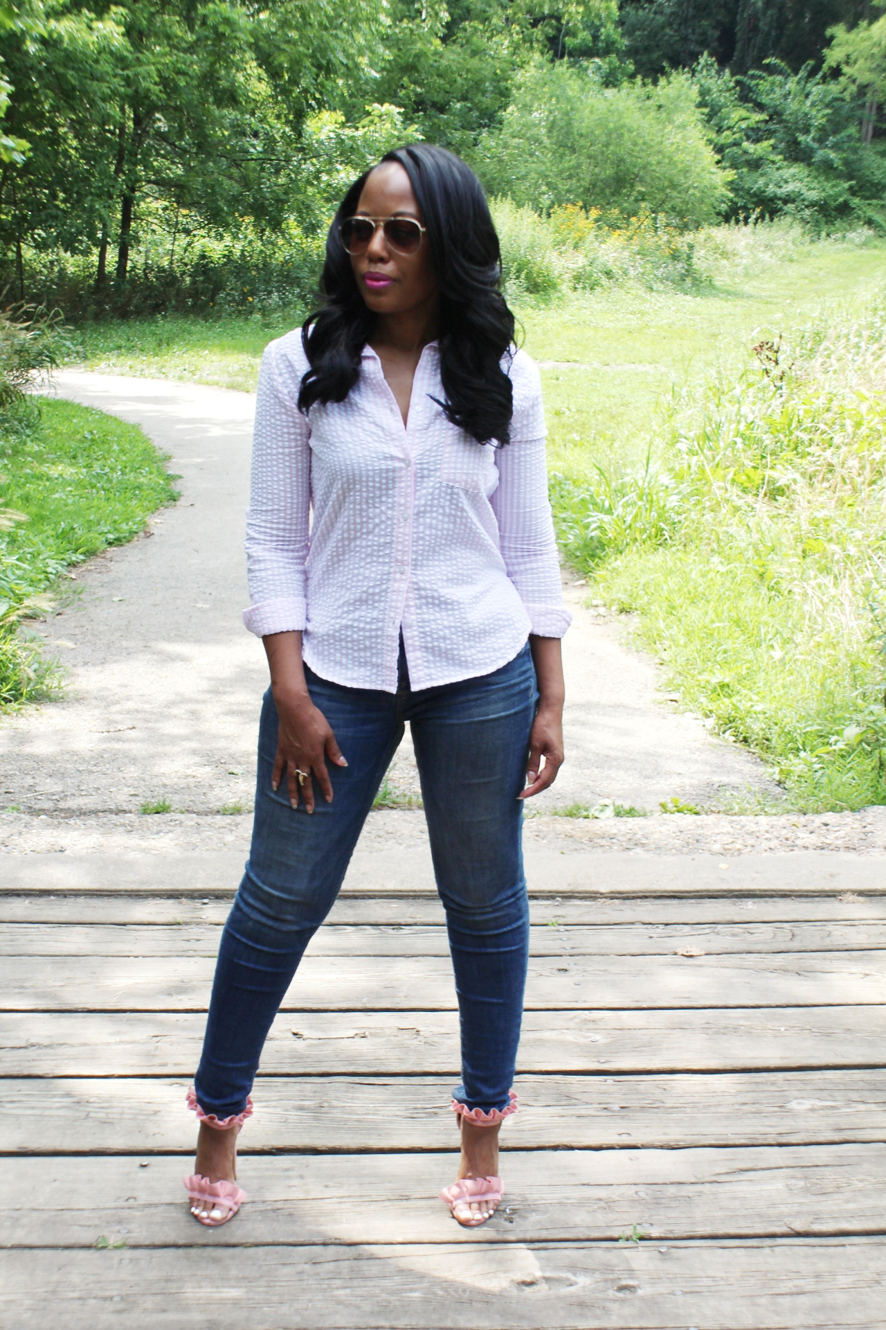 how-to-keep-a-button-down-shirt-casual
