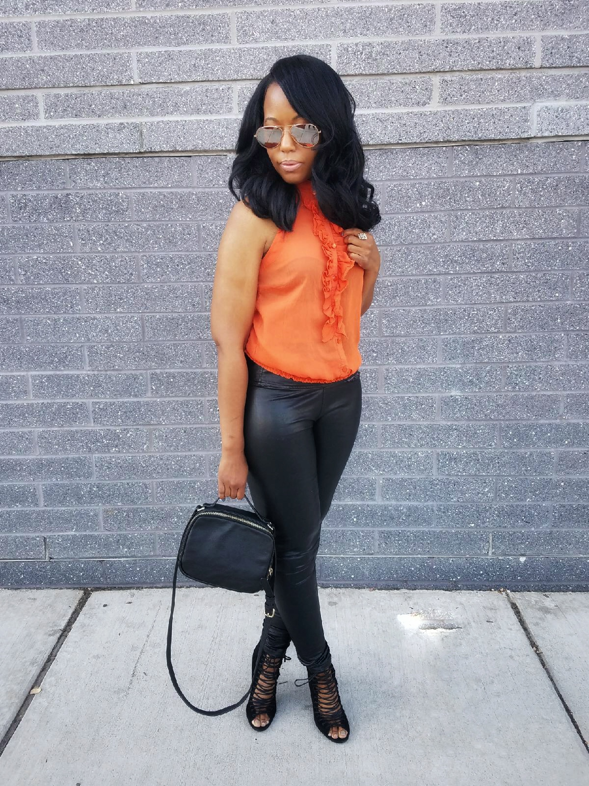 Transitioning-A-Summer-Top-For-Fall