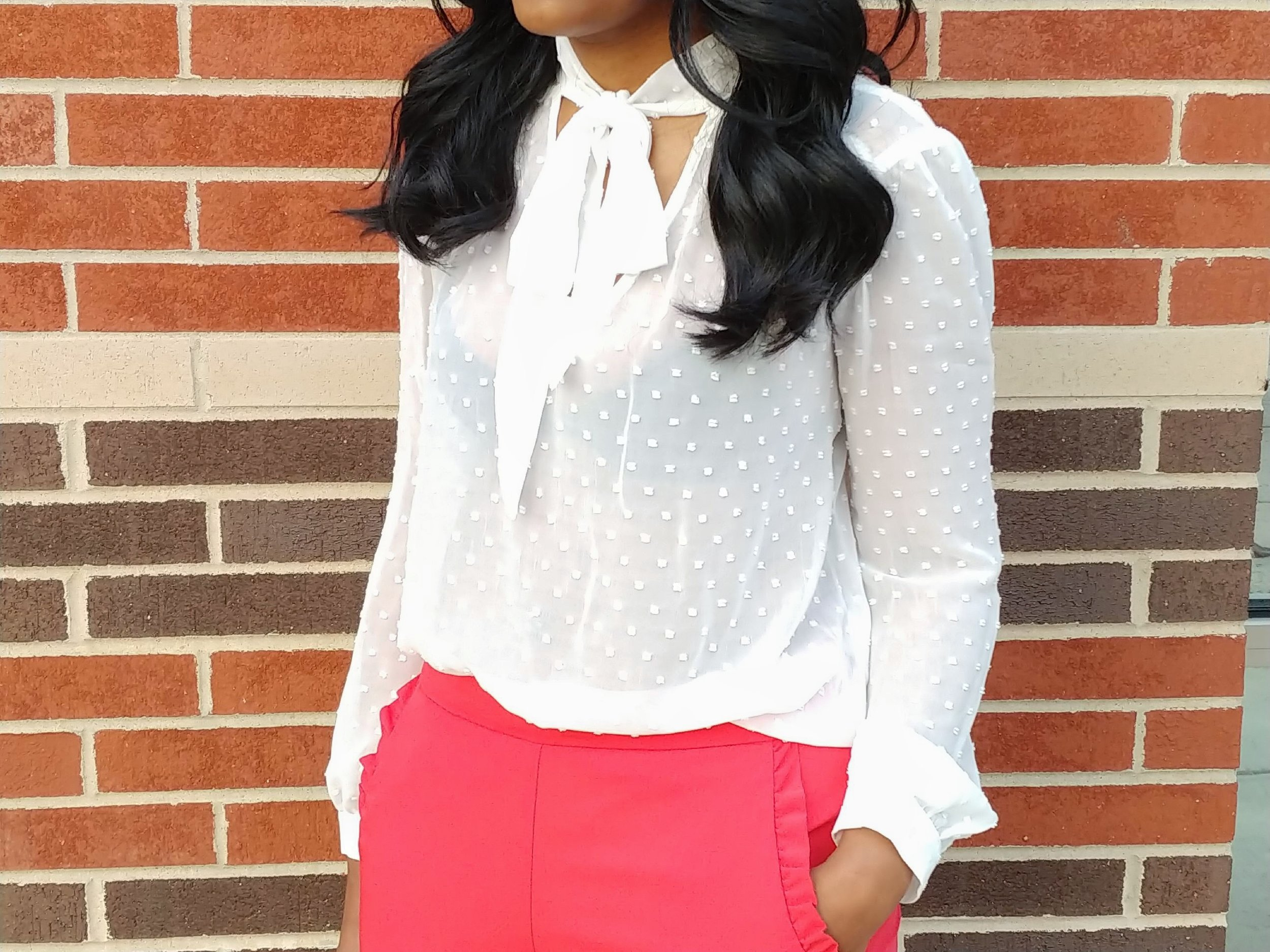 How-To-Style-A-Bow-Blouse