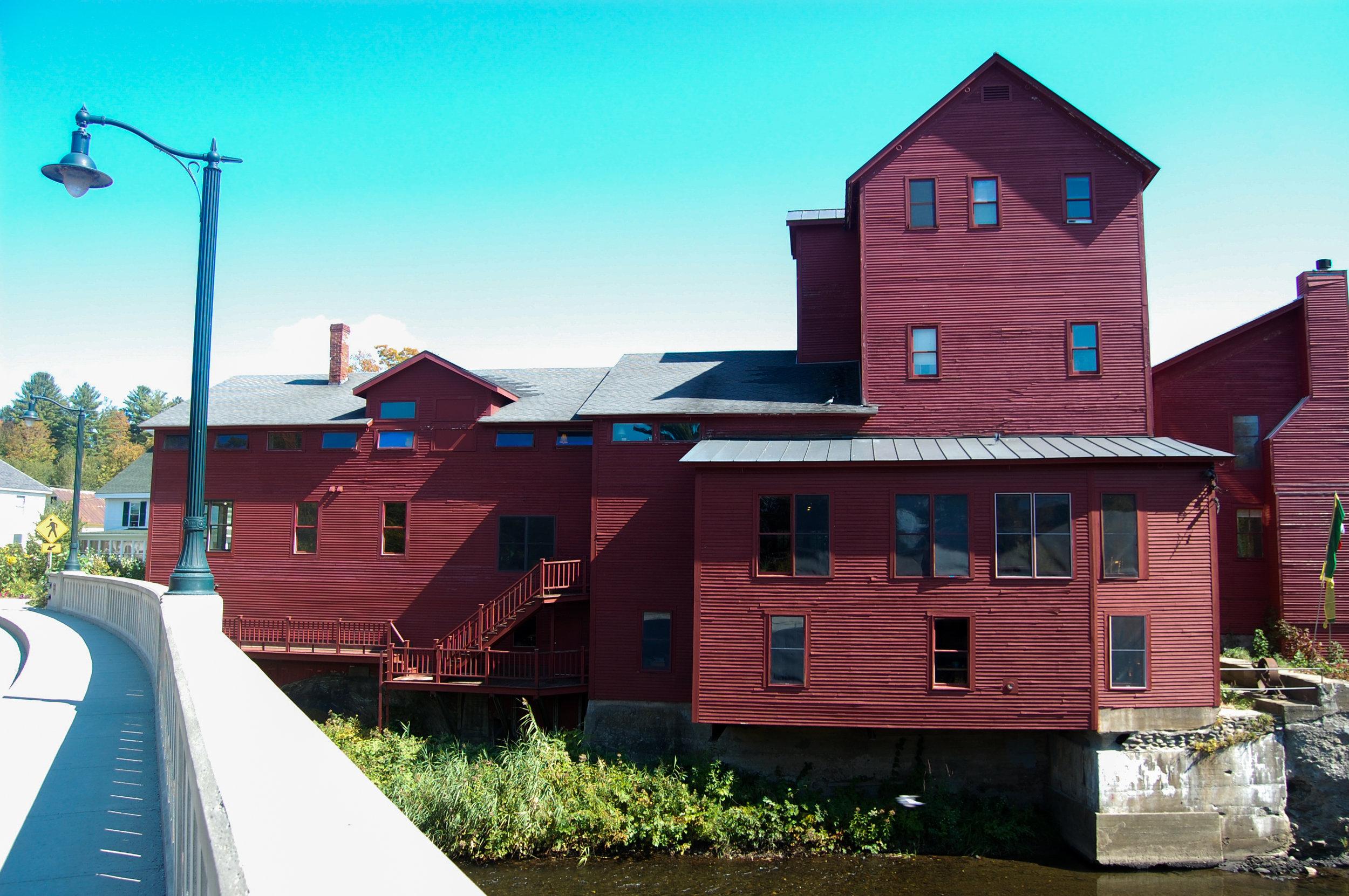 Vermont Studio Center , Johnson, VT, September 2019