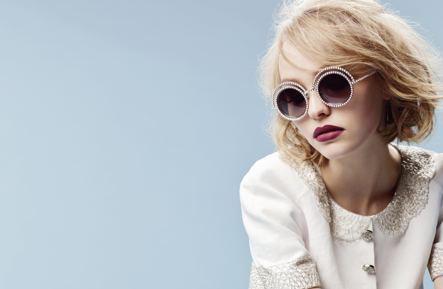 Lily Rose Depp for Chanel