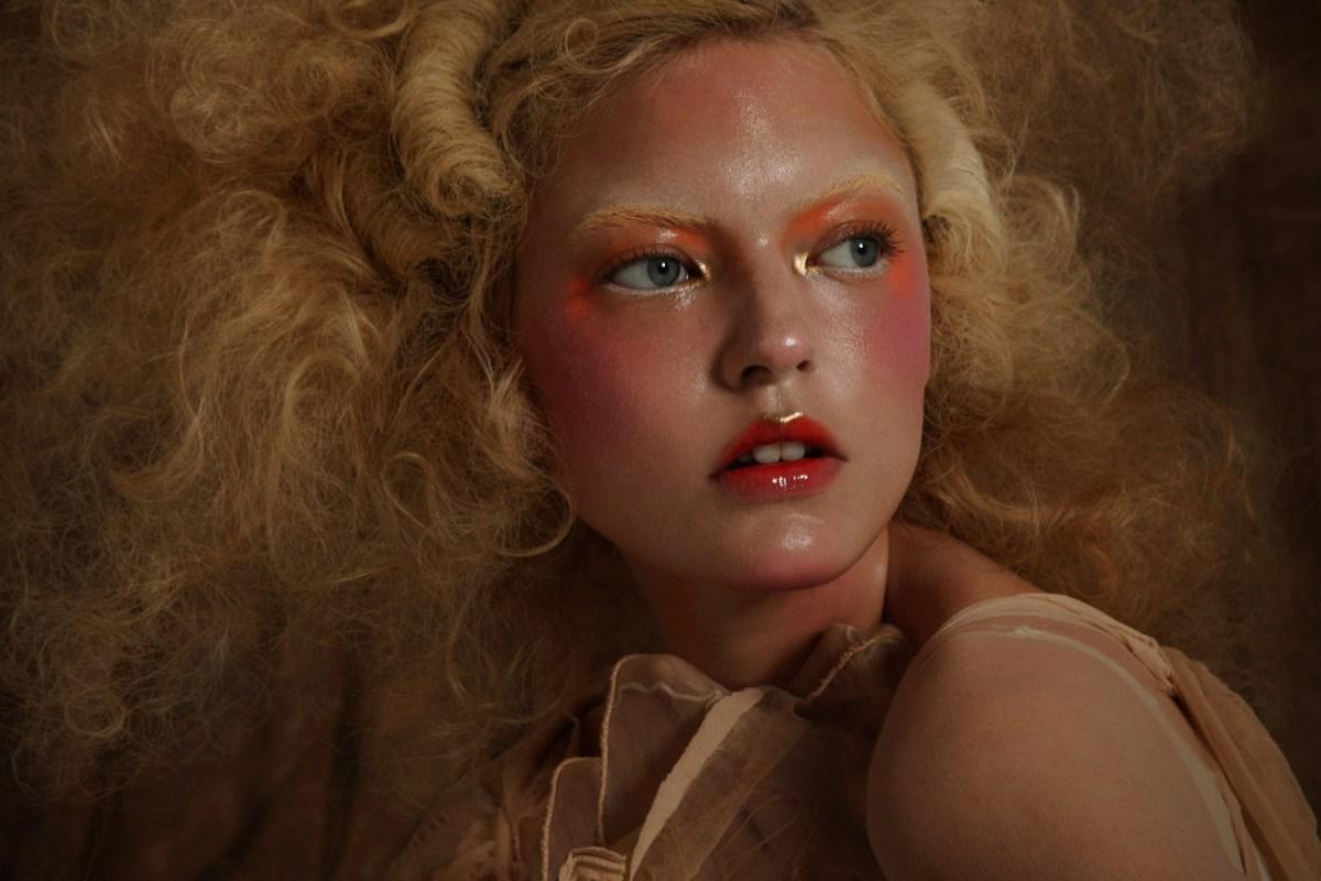 Martha Hunt by Jamie Nelson