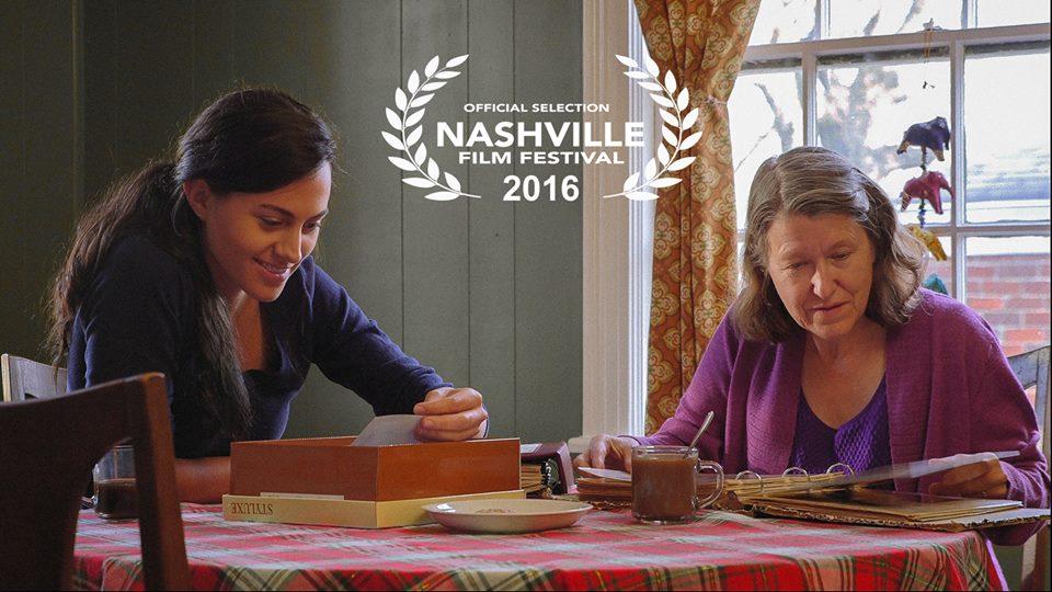 "Official Nashville film festival selection: ""Epilogues,"" as Jessica Hernandez"