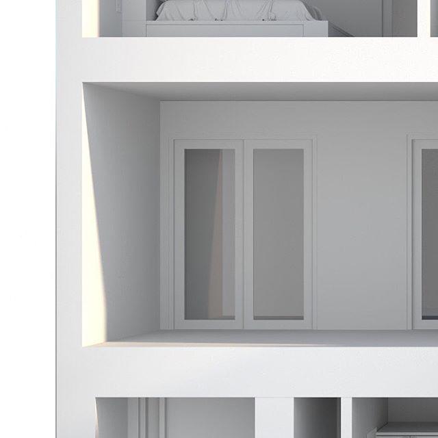6 of 9, #3dmodelling #house for #architectural #project , #140element . . . . #3d #rendering #3drender #architecture #design #interiordesign #exteriordesign #buildings #simulation #gfx #cg #graphicdesign #creative #digital #建築 #インテリア #外観 #内装 #内観 #デザイン #グラフィック #デジタル #アート#windows #bedroom