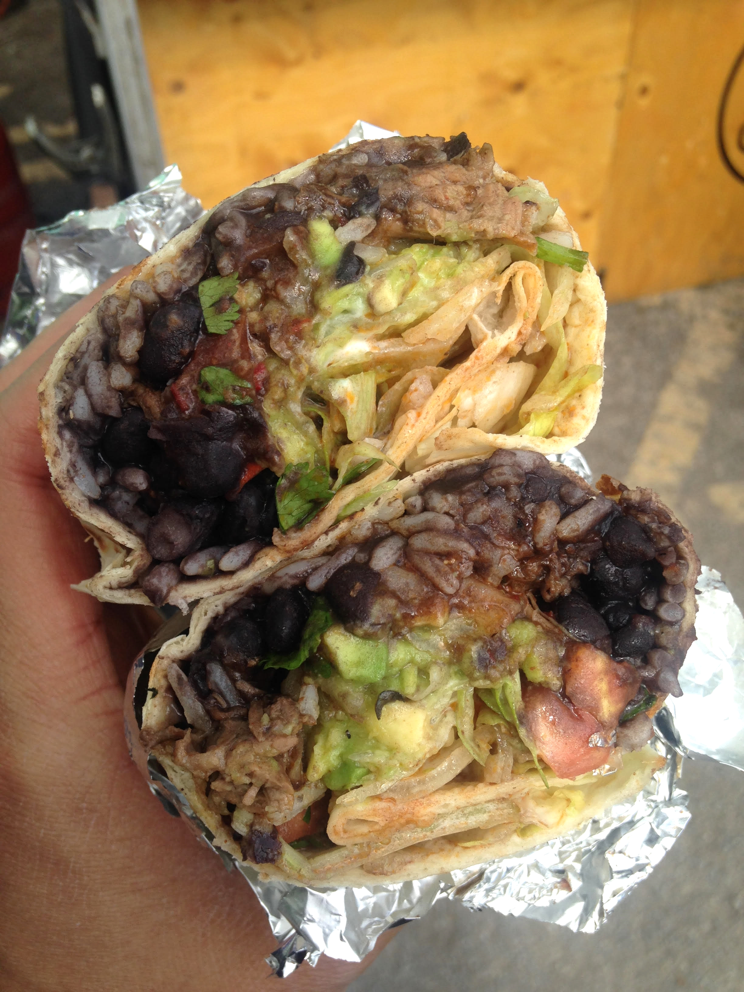 stuffed Mexican madness