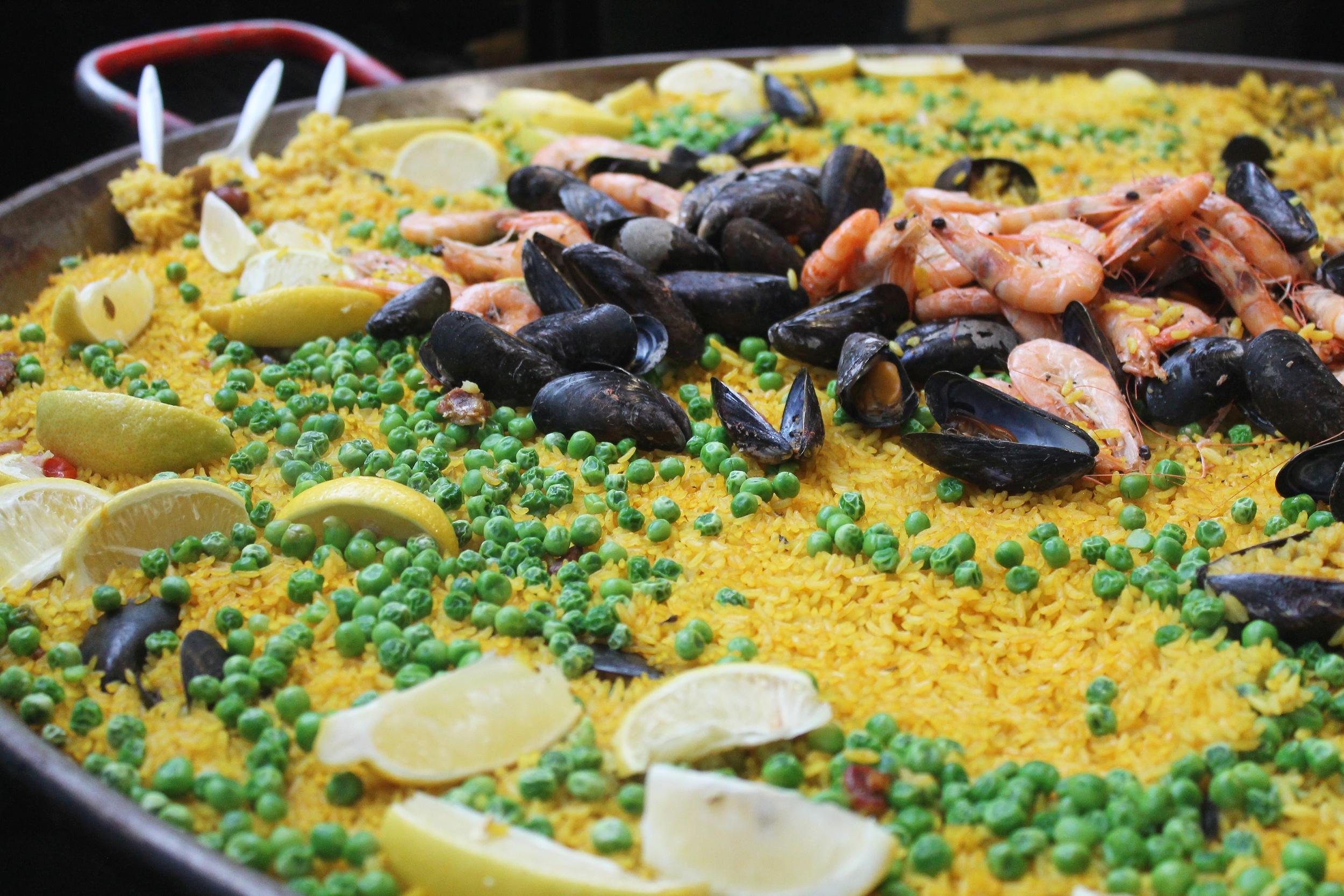Furness Food's bomba paella