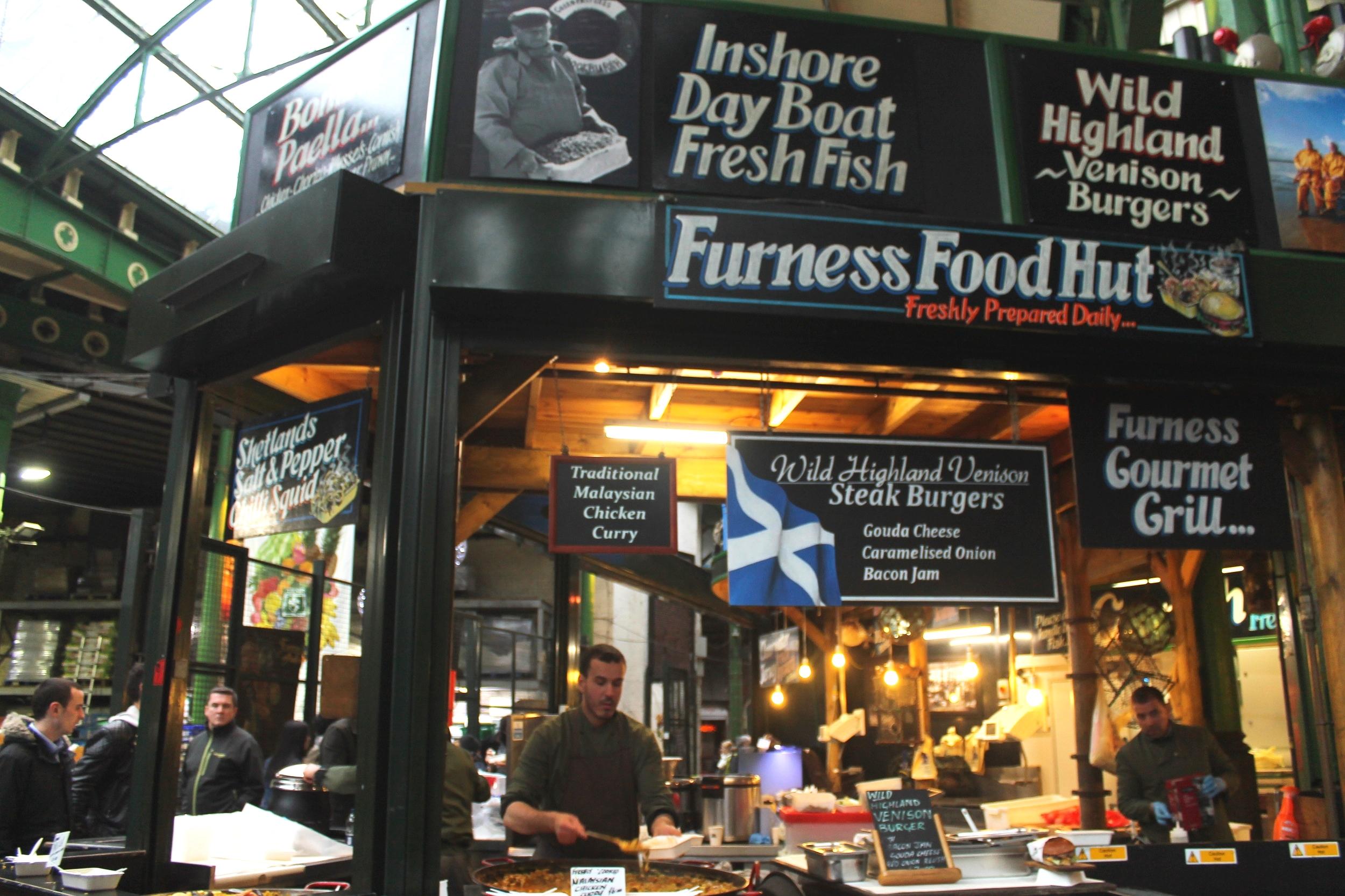 Furness Food Hut