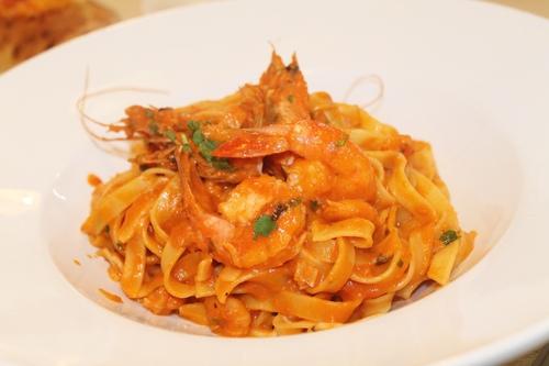 pasta from Fiddie's